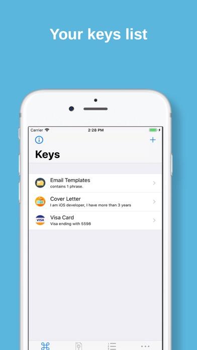 Bokhary - Shortcut Keyboard 2.0.1 IOS