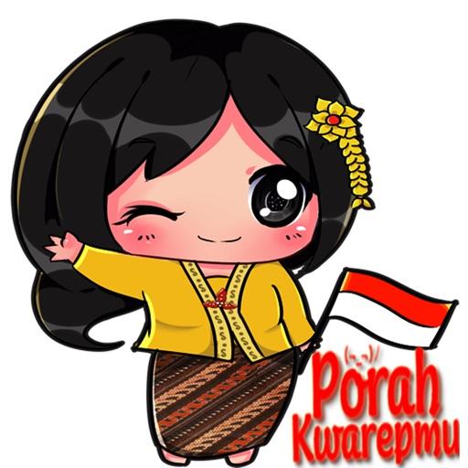 Jawa Stiker Lucu - Jowo Koca
