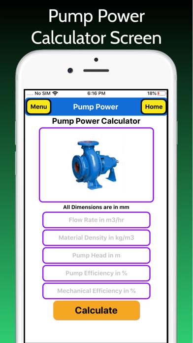 Pump Power Pro screenshot 2