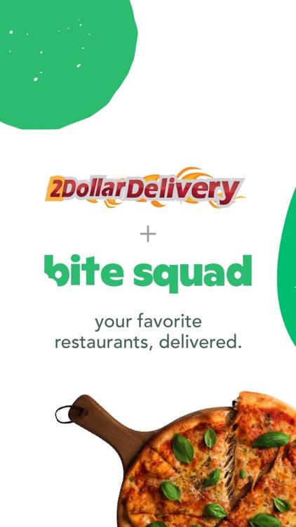 2 Dollar Delivery - Get Food