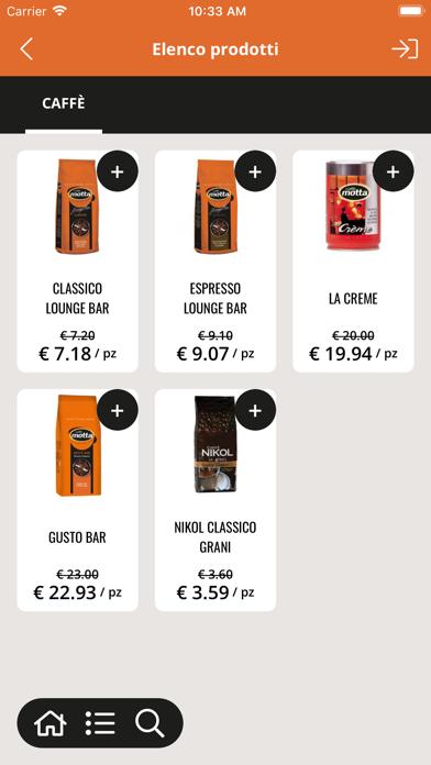 Caffè Motta screenshot 4