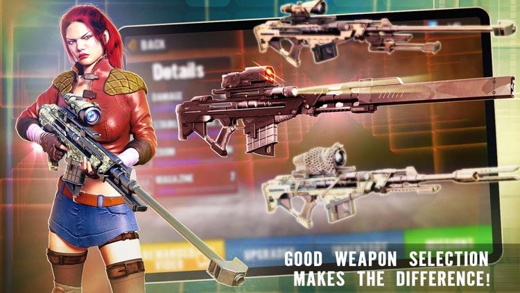Swat Sniper Shooter