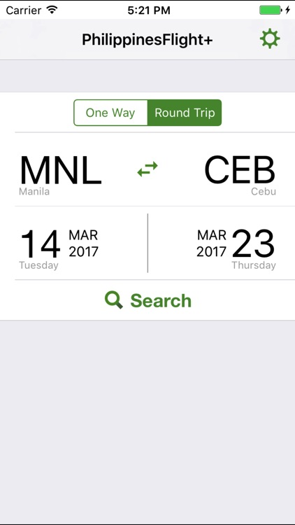 Philippines Flight Lite screenshot-0