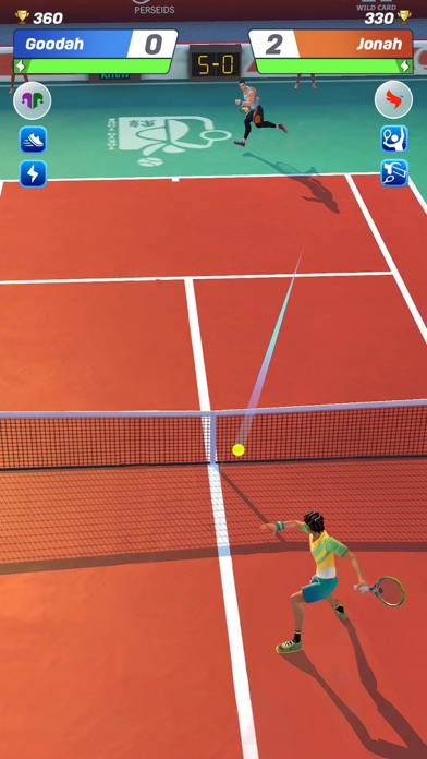 Tennis Clash: Fun Sports Games Screenshot 2