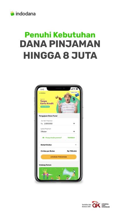 Indodana - Paylater & Pinjaman screenshot-3