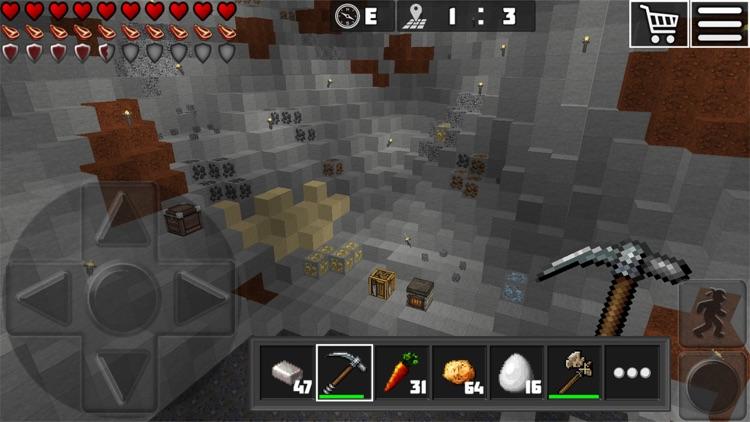 WorldCraft : 3D Build & Craft screenshot-4