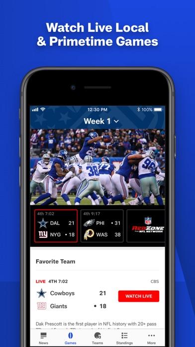 Screenshot #3 pour NFL