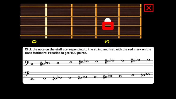 Bass Guitar Notes screenshot-3