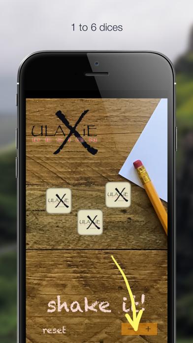 UlaxieShakeIT Screenshot