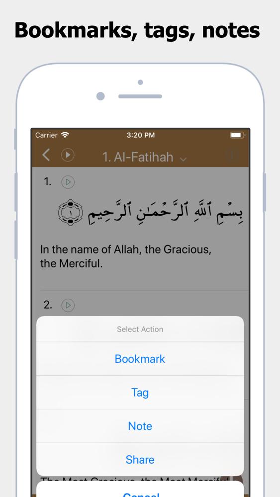 Quran App For Iphone