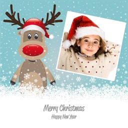 Christmas Photo Collage Maker