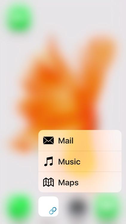 Shortcuts (Quick Open) screenshot-0