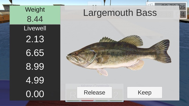 Toad Time Bass Fishing Game screenshot-3