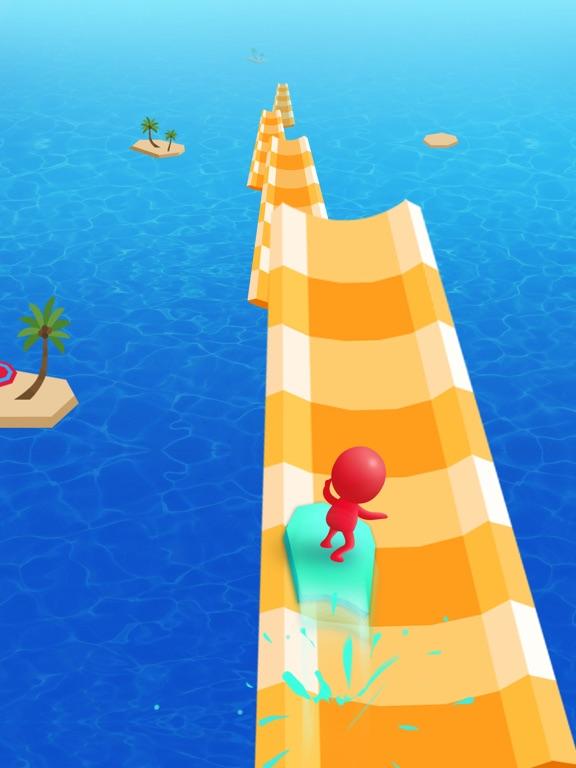 Water Race 3D screenshot #2