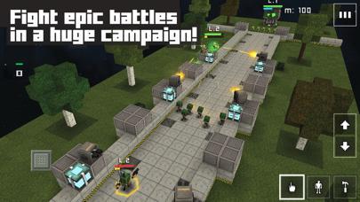 Block Fortress: Warのおすすめ画像1