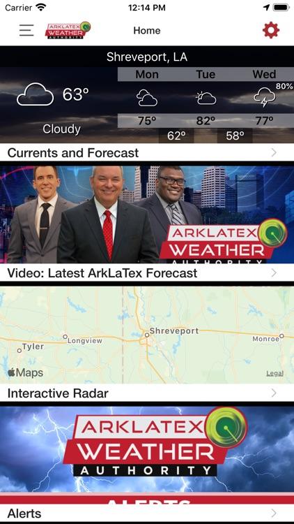 ArkLaTex Weather Authority