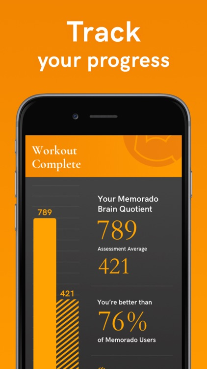 Memorado - Brain Games screenshot-3