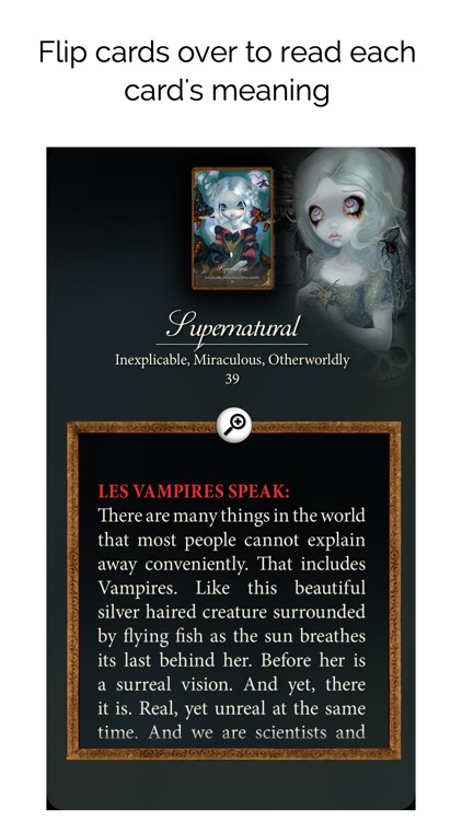 Les Vampires Oracle screenshot-5