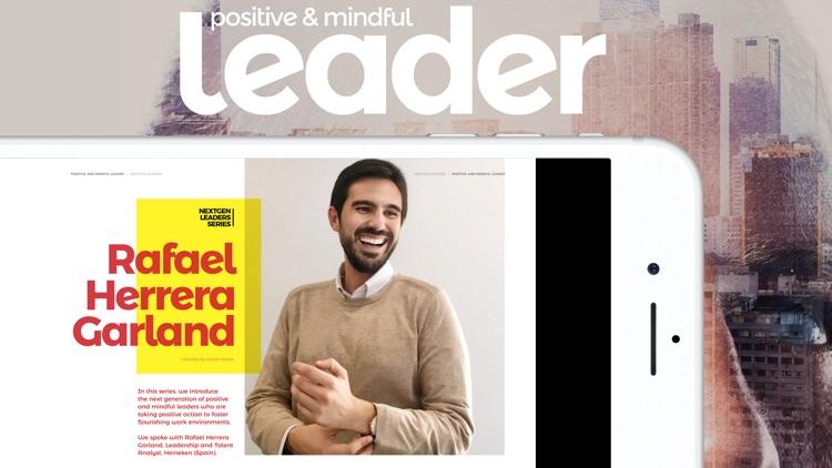 positive & mindful leader screenshot-3
