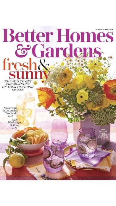 Better Homes And Gardens review screenshots