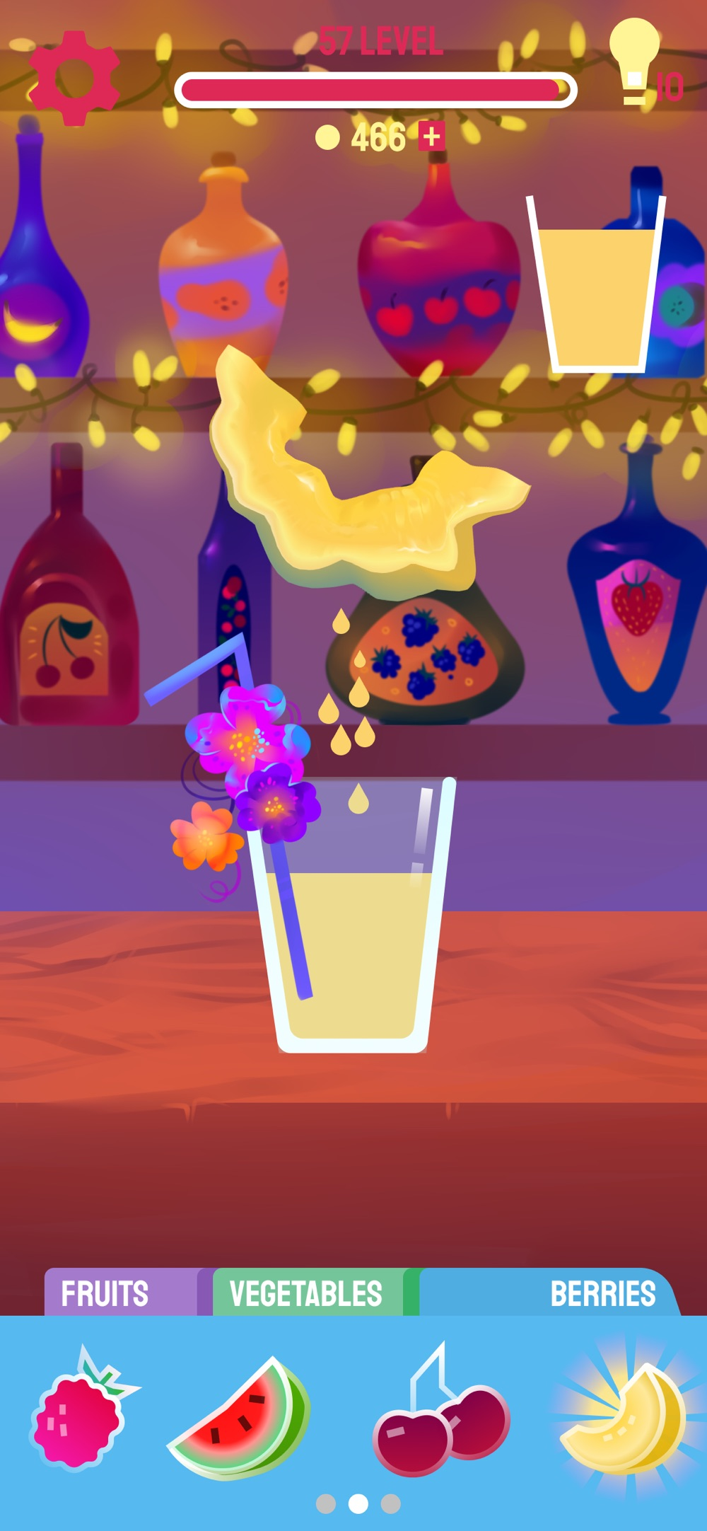 Smoothie king: mixed drinks Cheat Codes