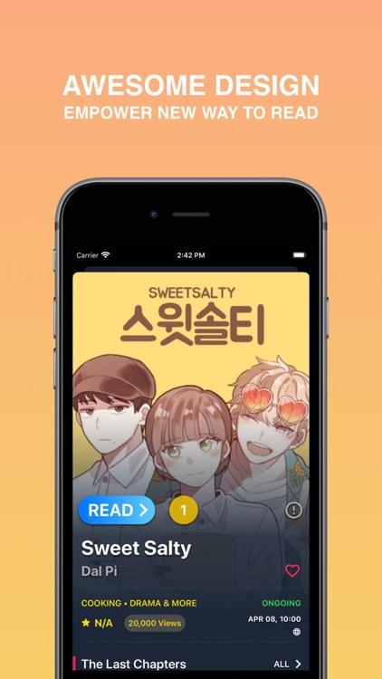 Manga Man - Manga reader screenshot-5