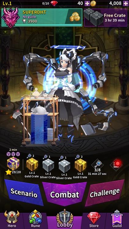Dragon Heroes Tactics screenshot-5