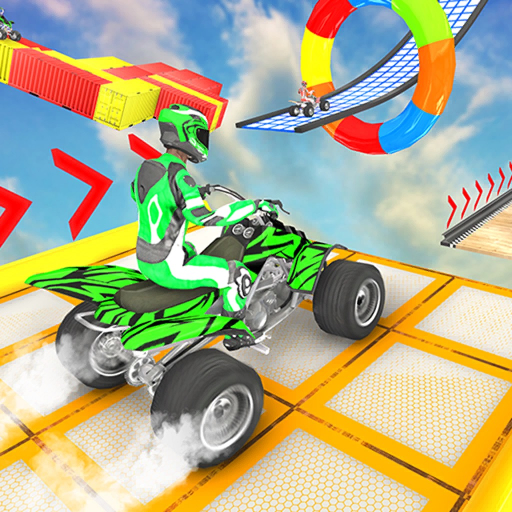 ATV Stunt Mania Quad Bike Race hack