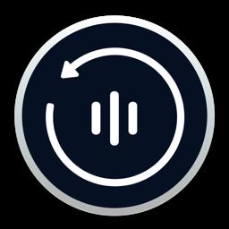 Ícone do app Backtrack - Record Past Audio