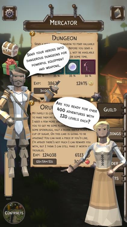 Mercator Adventure screenshot-4