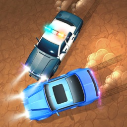 Police Car Chase Pursuit Game