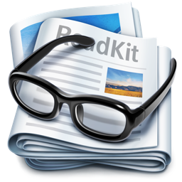 Ícone do app ReadKit: Read Later and RSS