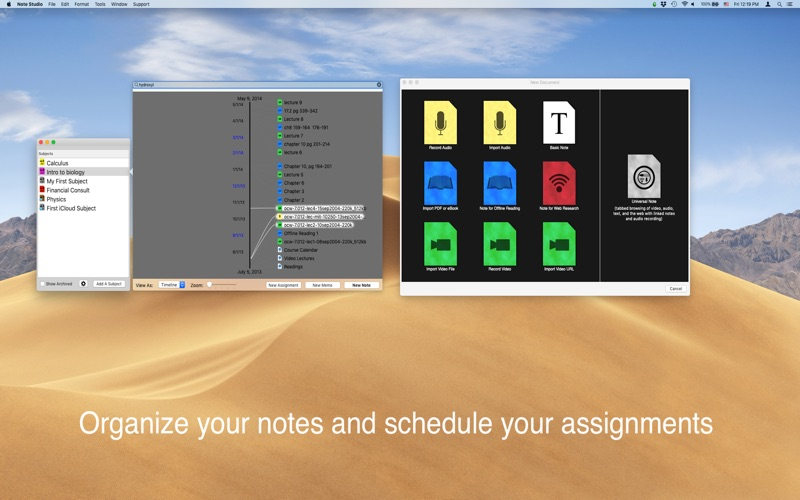 Note Studio