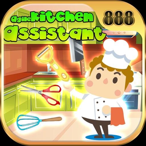 Agile Kitchen Assistant