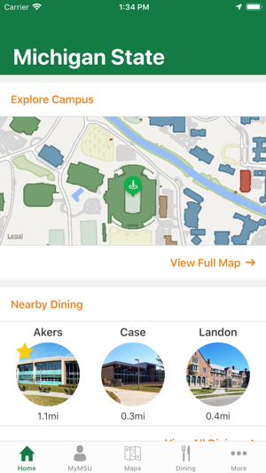 Michigan State University on the App Store
