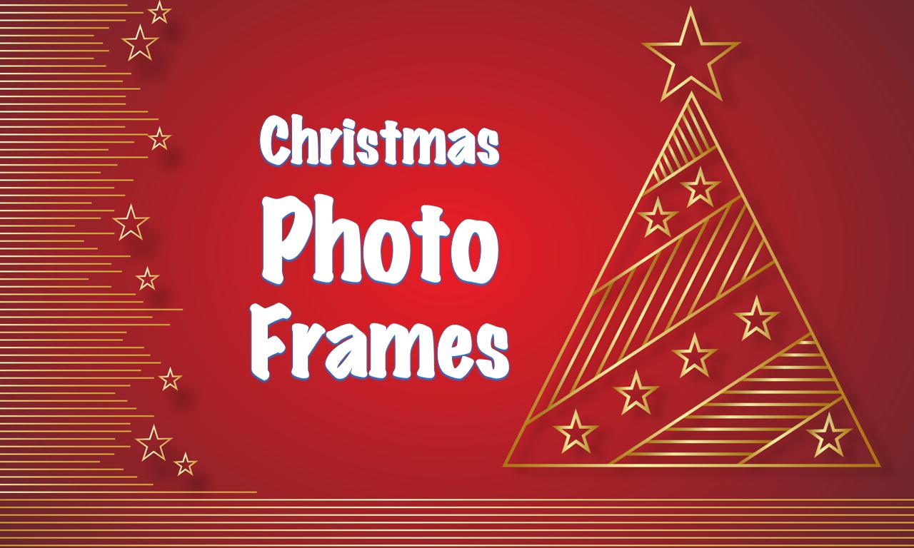 Christmas Photo Frames on TV