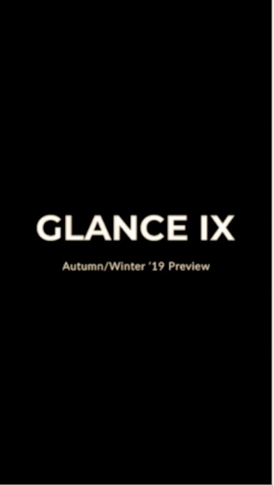 Screenshot for Glance IX in United States App Store