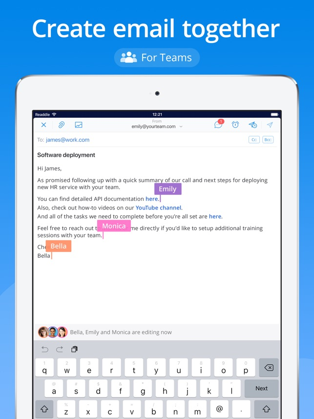 Spark - Email App by Readdle Screenshot
