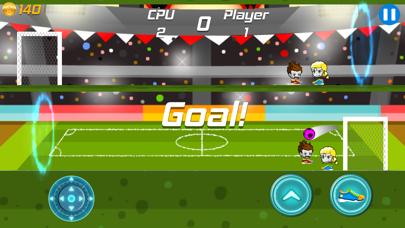 One Foot Soccer screenshot three