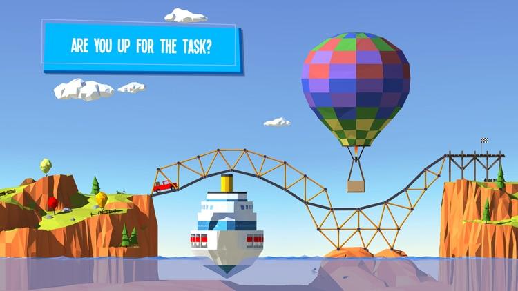 Build a Bridge! screenshot-3