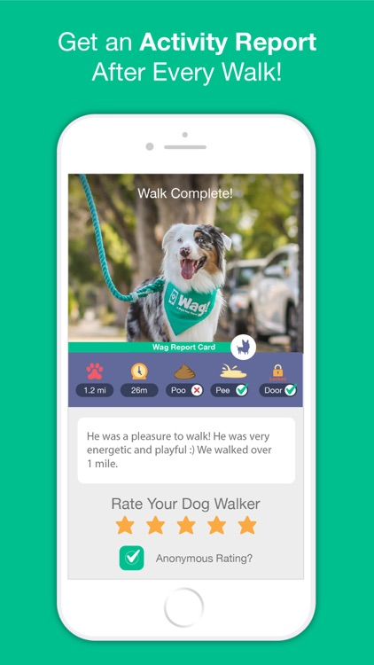 Wag! - Instant Dog Walkers screenshot-6