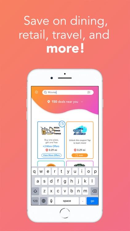 Buxbo - Redeem Coupons & Save! screenshot-4