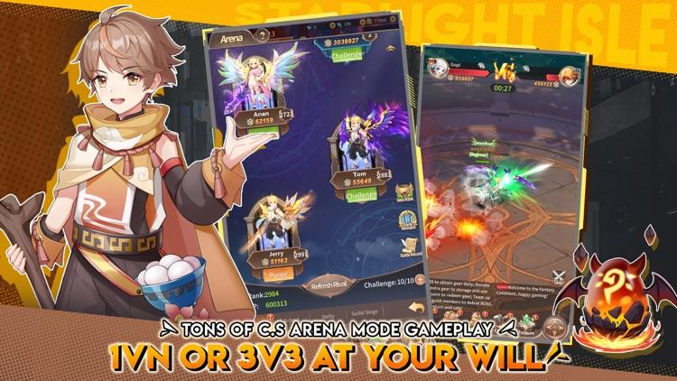StarlightIsle-Best3DMMORPG screenshot-3