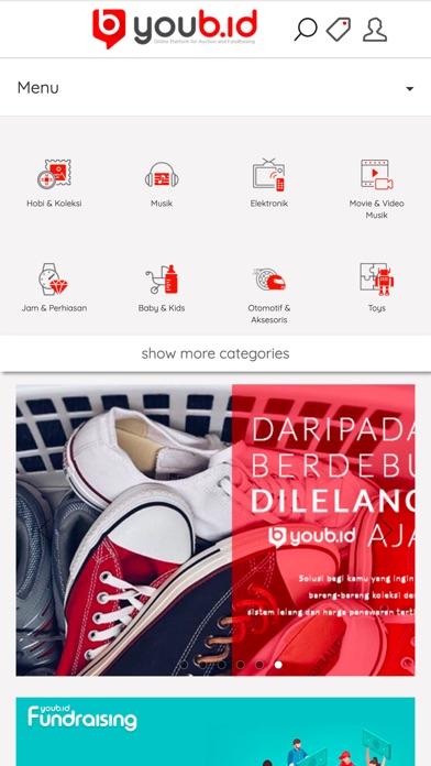 YouBid app image