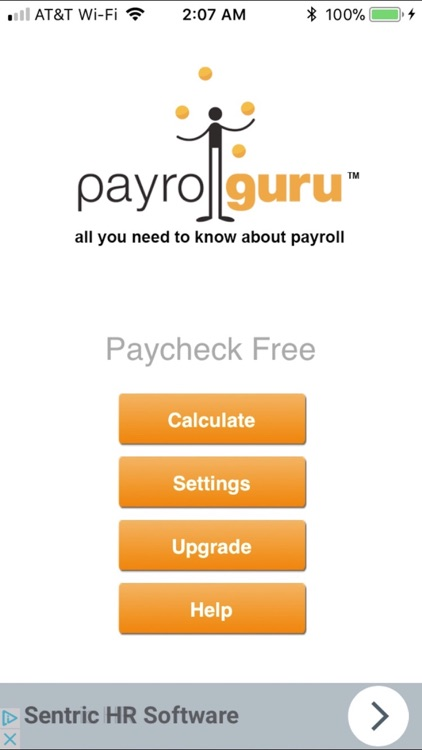 Paycheck Lite : Mobile Payroll