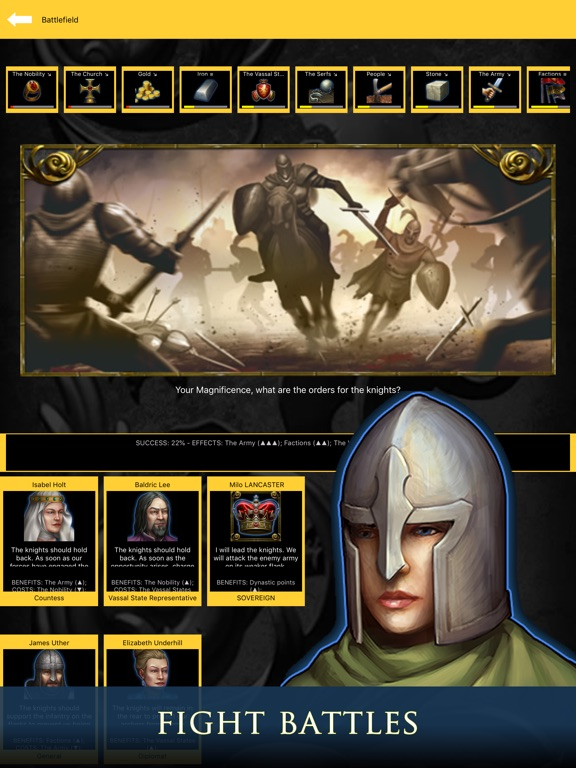 Age of Dynasties: Medieval War screenshot 11