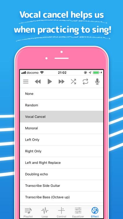 Hayaemon - Music Player screenshot-4
