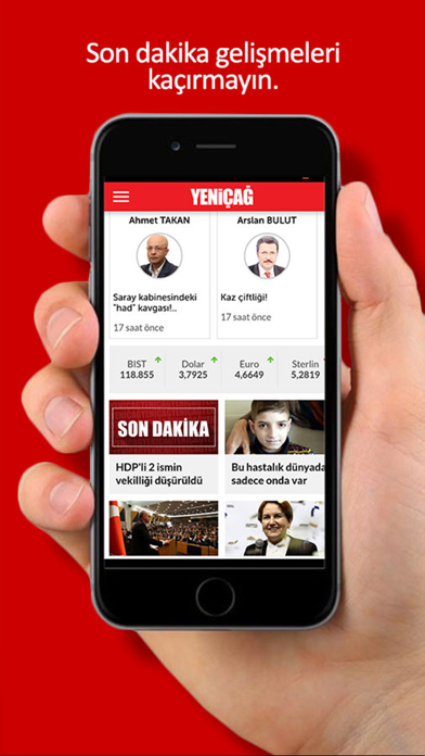 Yeniçağ screenshot four