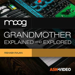 Moog Grandmother Course By AV - Music app