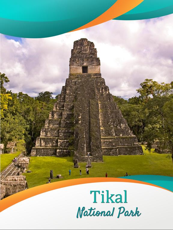 Tikal National Park screenshot 6